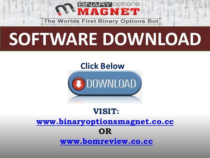 Binary options signals software download