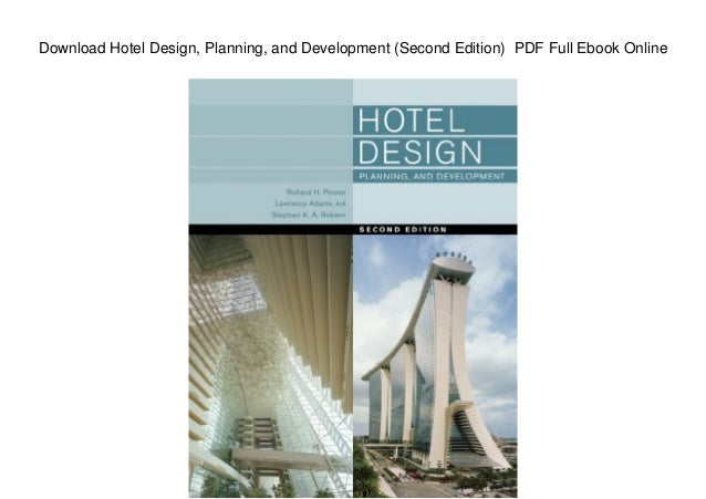 Download hotel design planning and development second - Hotel design planning and development ebook ...