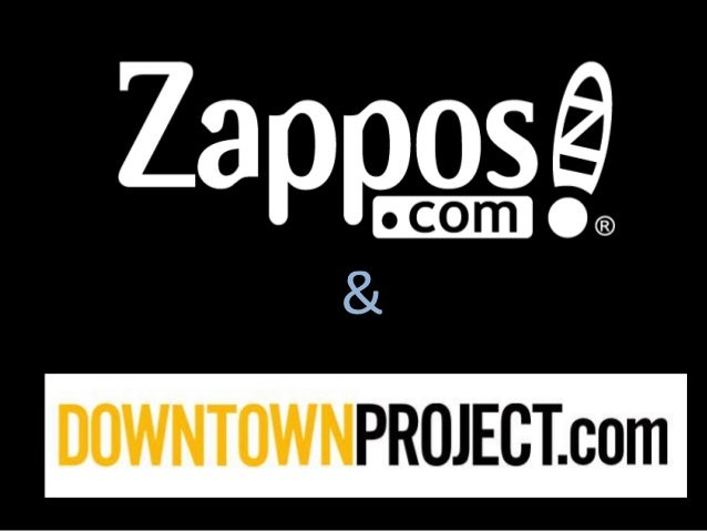 Zappos Downtown Project and DTP
