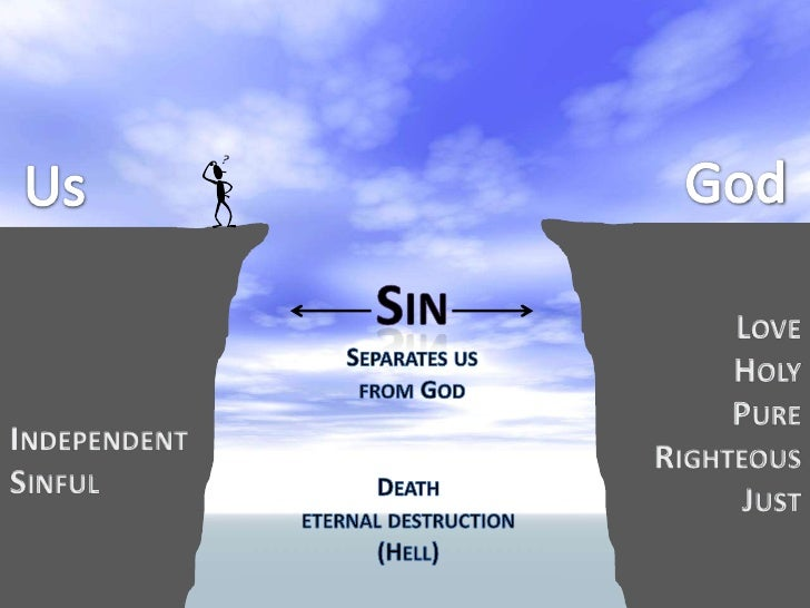 """an introduction to mans unforgivable sin The one unforgivable sin: blaspheming the holy spirit  anyone who speaks a word against the son of man, it will be forgiven him but whoever speaks against the holy spirit, it will not be forgiven him, either in this age, or the age to come"""" matthew 12:31-32."""