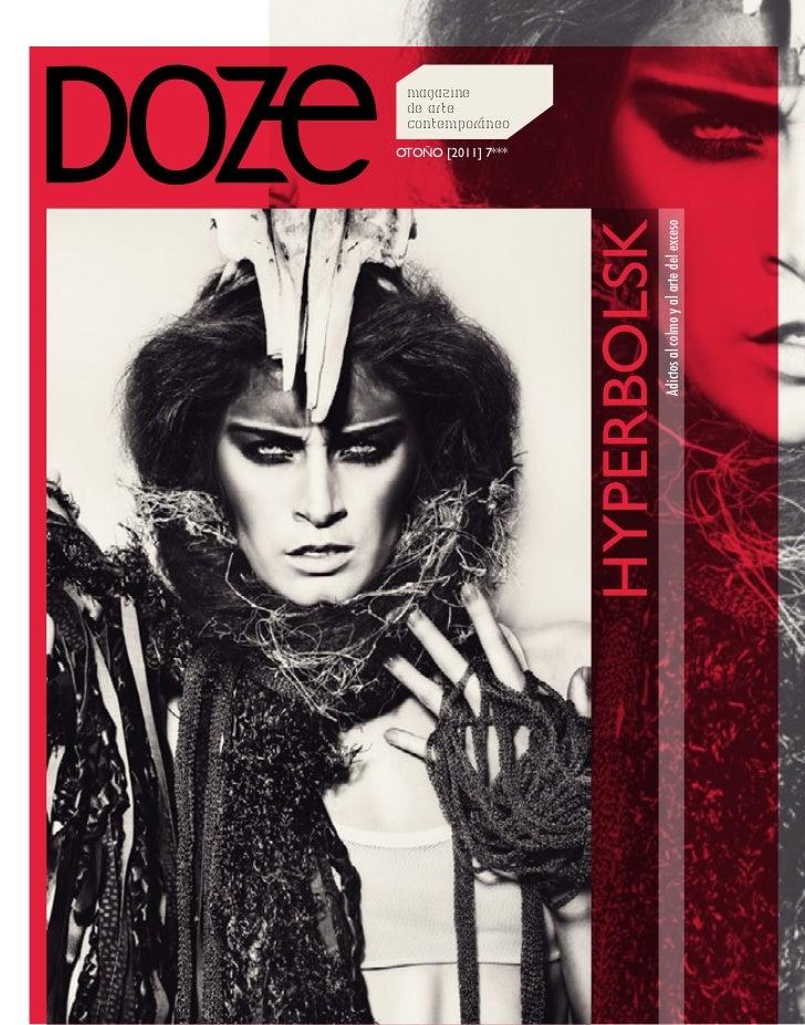 DOZE Magazine Hyperbolsk | Otoño 2011 | Número 7