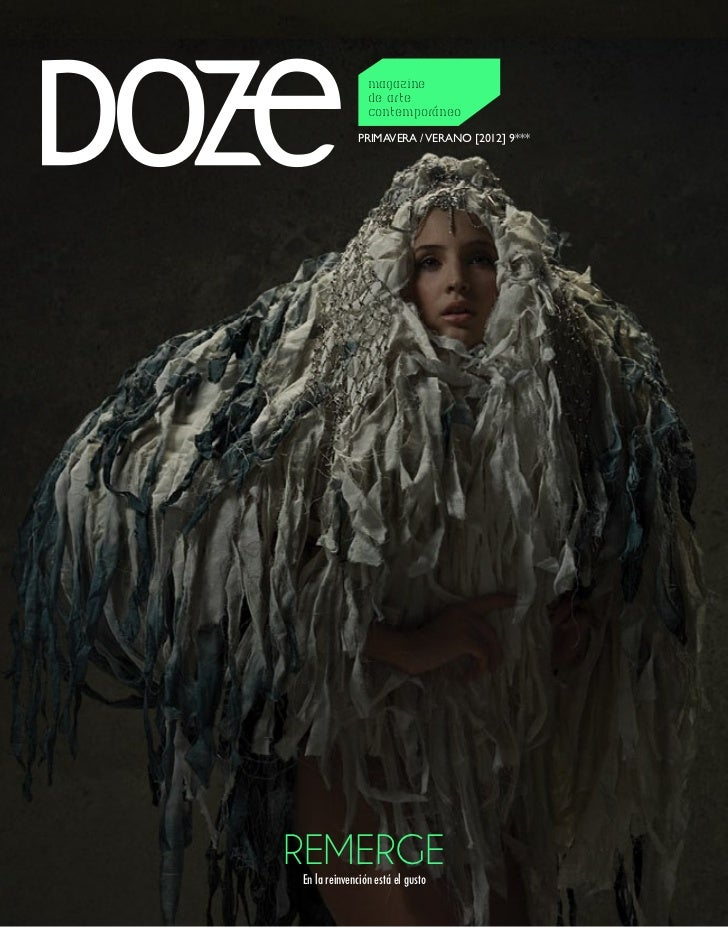 DOZE Magazine Remerge Primavera | Verano 2012 | Número 9