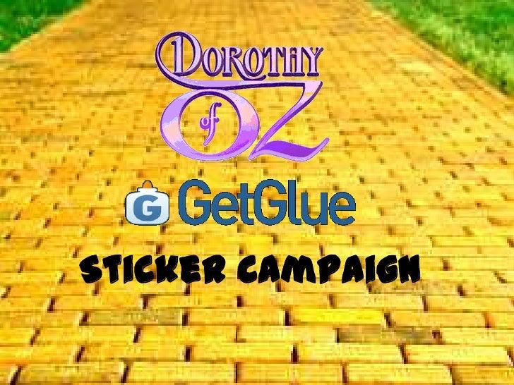 Sticker Campaign<br />