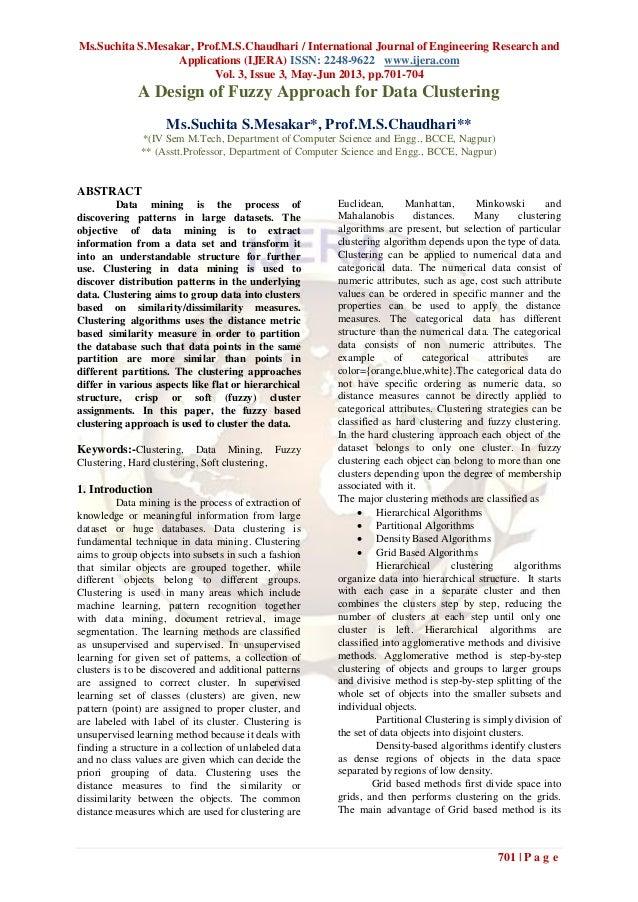 Ms.Suchita S.Mesakar, Prof.M.S.Chaudhari / International Journal of Engineering Research andApplications (IJERA) ISSN: 224...