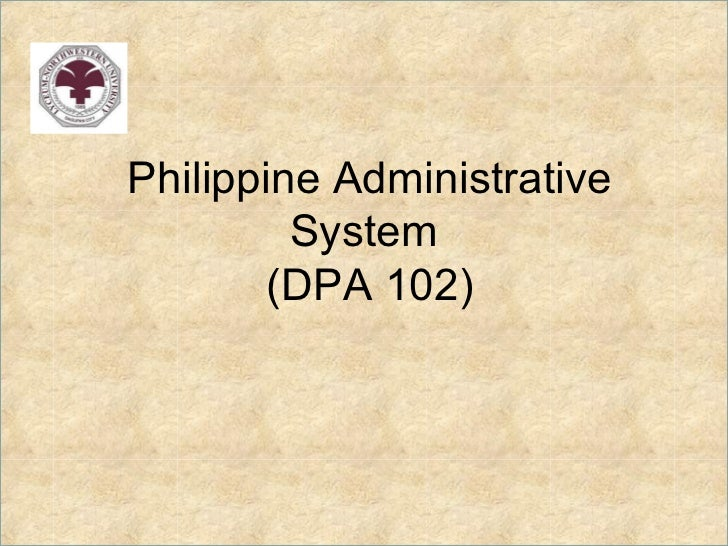 history of public administration in the philippines Historystategov 3 and the philippines to the united states european colonial powers and american public outrage over brutal spanish tactics.