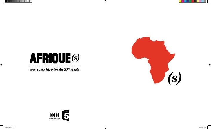 Dossier de presse  Afriques
