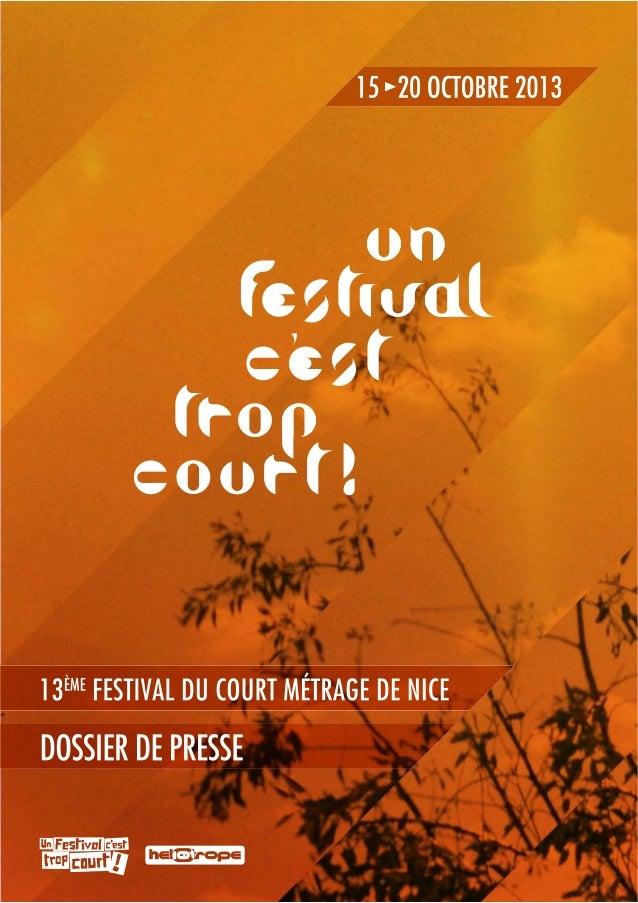 SOMMAIRE Communiqué général          page 3 Jurys              page 4 Prix              page 5 Comp...