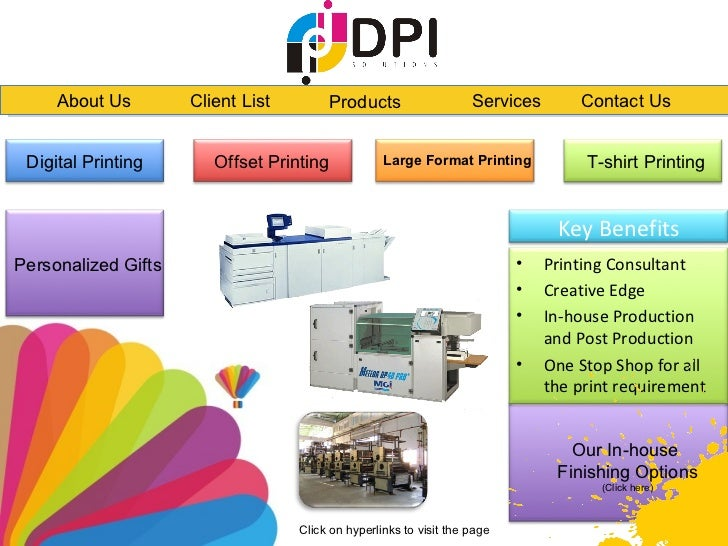 Business plan printing house | House list disign