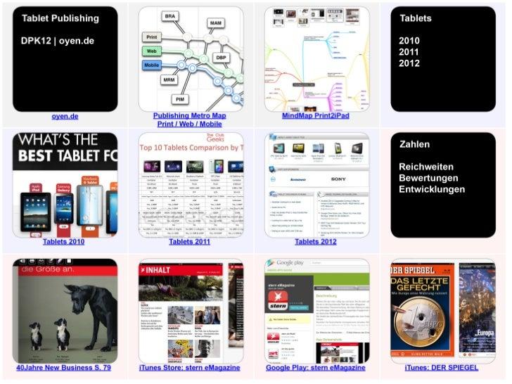 DPK12 Tablet Publishing