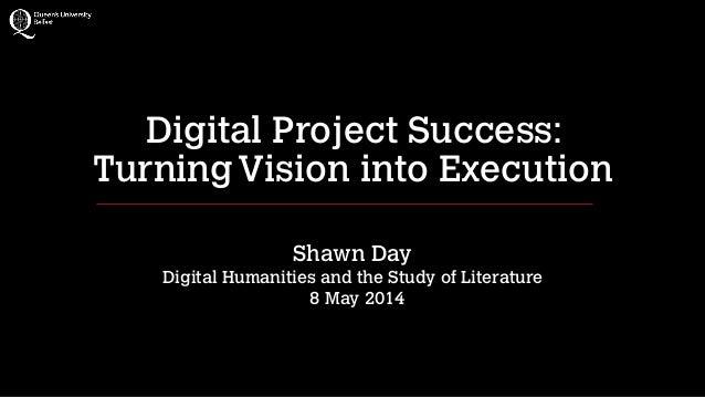 Digital Project Success