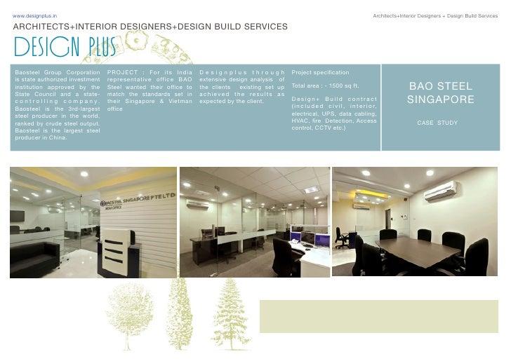 Build Services Design Plus