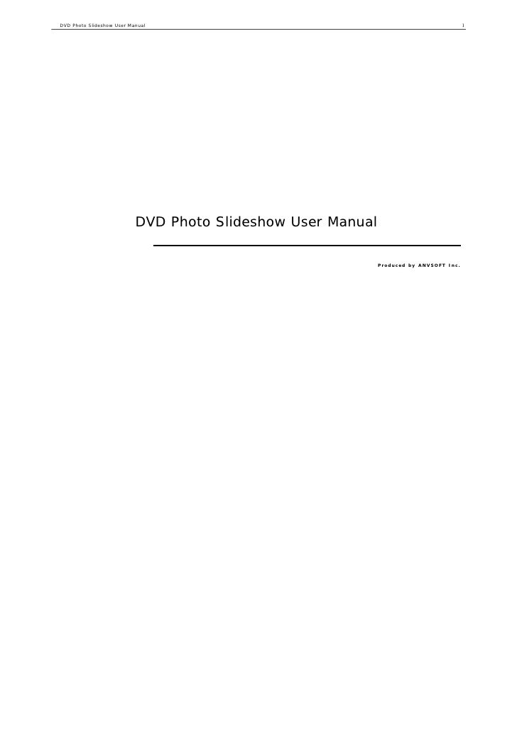 Dps User Manual