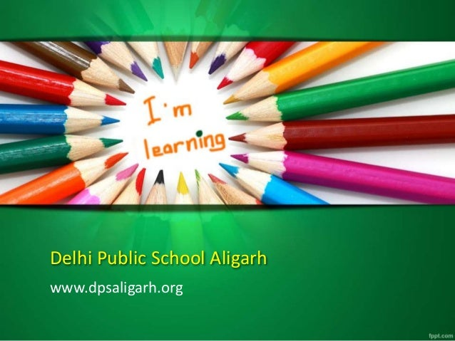 Aligarh India  City new picture : DPS Aligarh: Best CBSE School in Aligarh, India