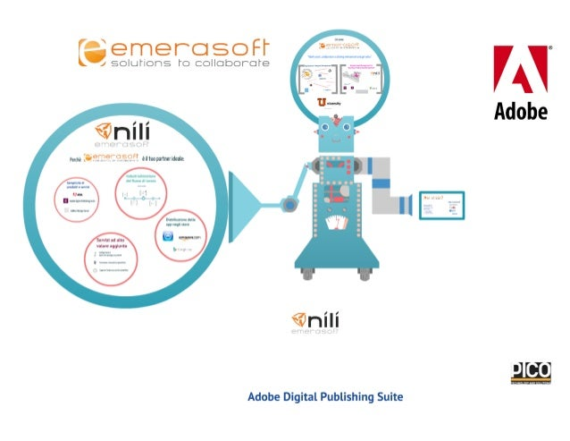 Dps overview. Introduzione di Emerasoft al webinar su #AdobeDigitalPub