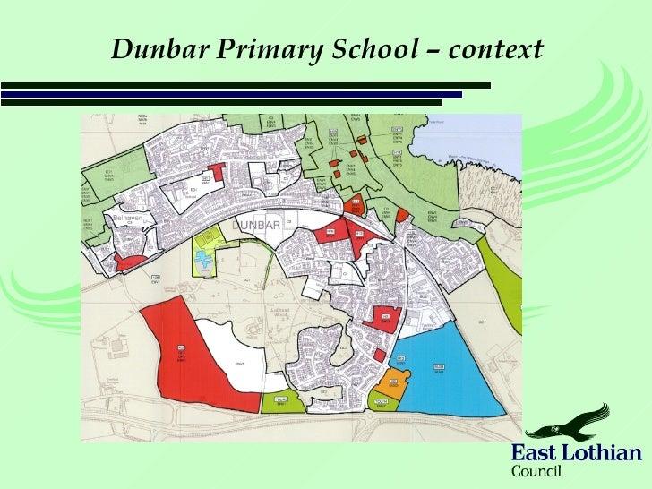 Dunbar Primary School – context