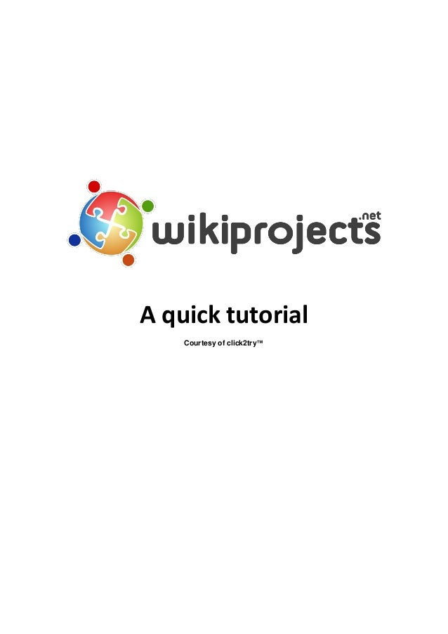 dotProject Tutorial