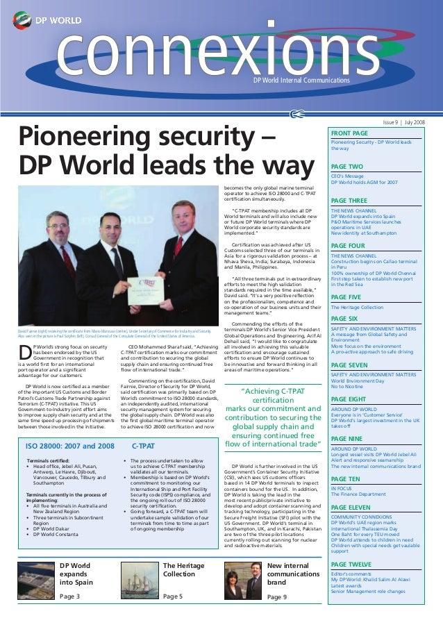 DP World Internal Communications                                                                                          ...