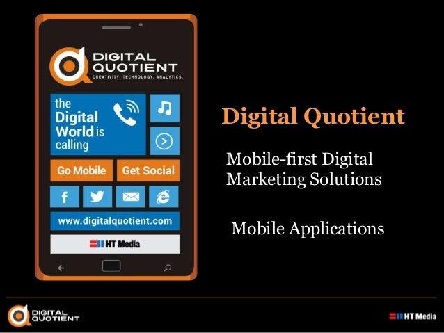 DQ  mobile application deck 11th dec'13