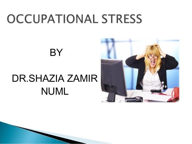 BY DR.SHAZIA ZAMIR NUML