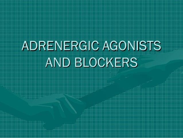 Dr. baltazar s adrenergic agonists