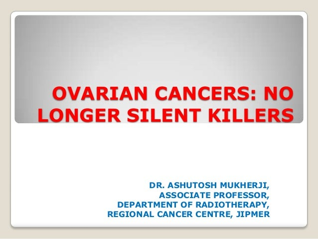 Screening in ovarian cancers