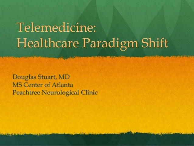 Dr. stuart telenuerology panel ppt