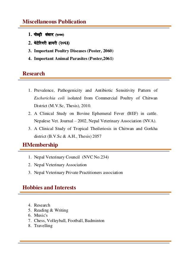 resume for office boy