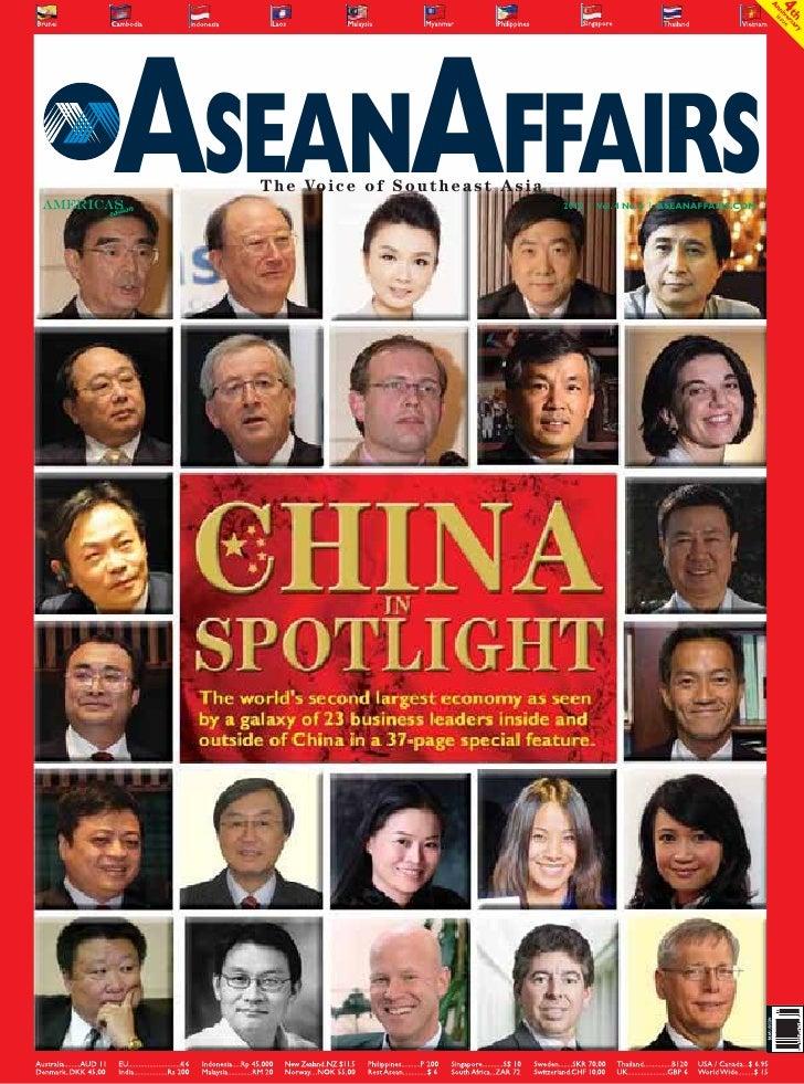 Dr. Alyce SU in China in Spotlight