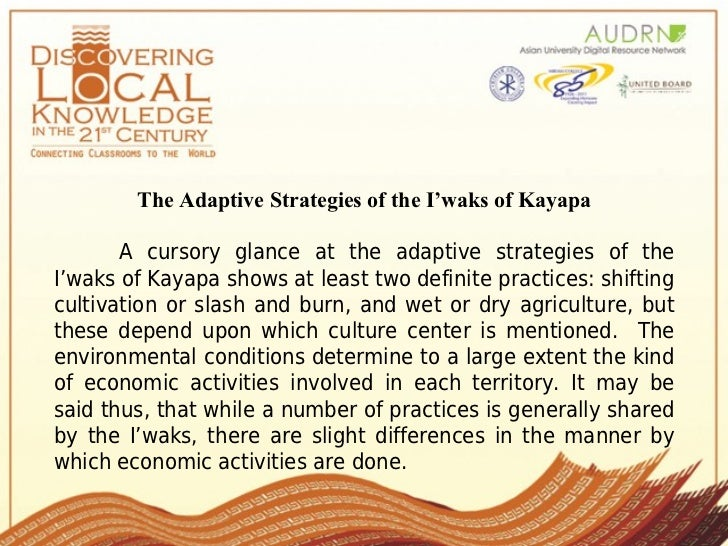 I'waks Coping in a  Changing World, Part 2 of 2: Dr. Del Rosario et al