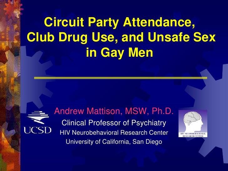 Dr. Mattison's Presentation