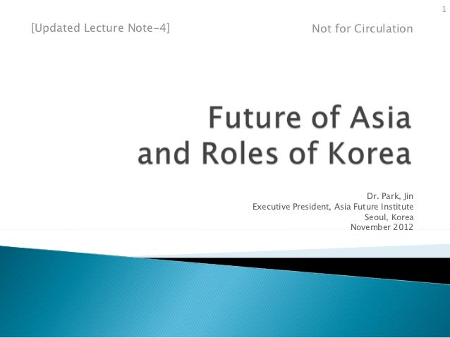 1[Updated Lecture Note-4]                  Not for Circulation                                                         Dr....