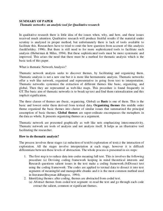 Dr.saleem gul assignment summary