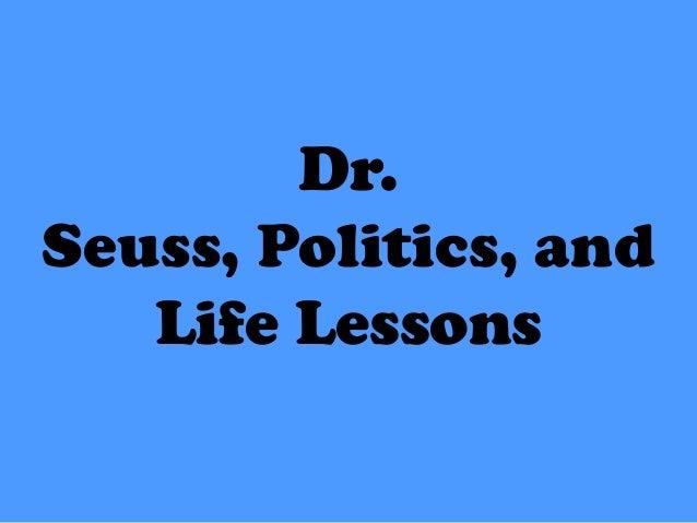 Dr. seuss, yo!