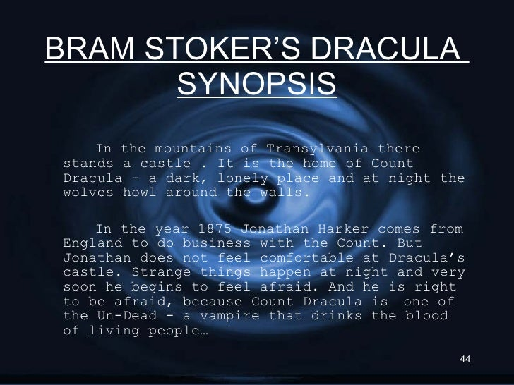 draculas book report Plot summary of dracula by bram stoker part of a free study guide by  email  the dracula book notes to a friend share the dracula book notes on facebook.
