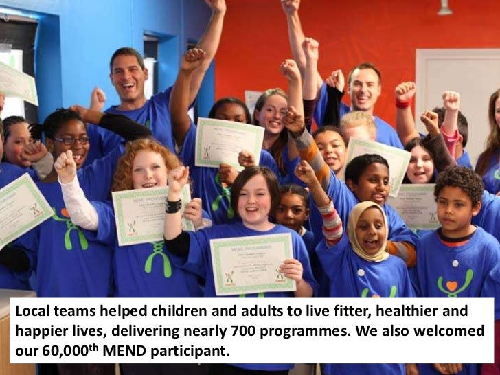 Local teams helped children and adults to live fitter, healthier andhappier lives, delivering nearly 700 programmes. We al...