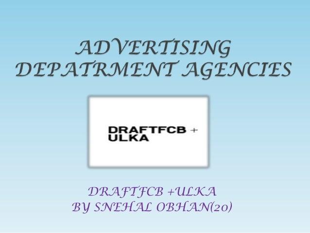 Draftfbc ulka Ad Agency