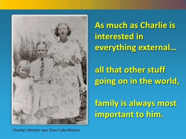 Charlie Mauldin's 70'th Birthday memories