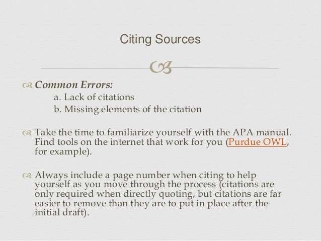 apa citation dissertation online