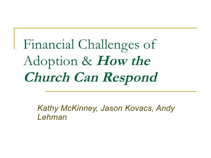 Adoption Funding Solutions (SummitVI)