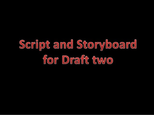 Draft two s & s
