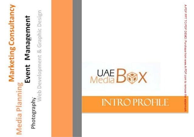 UAE Media Box