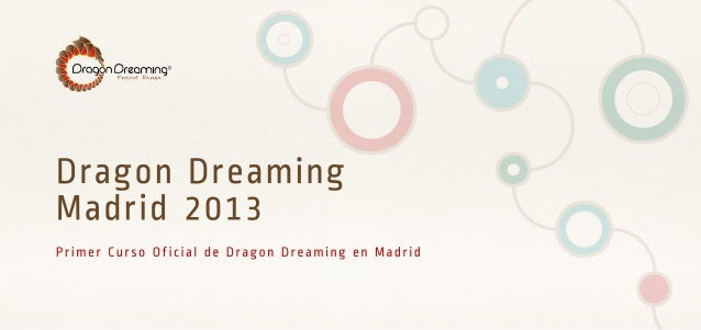 Dragon Dreaming Madrid Flyer