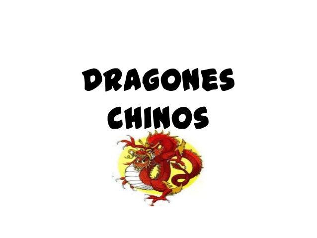 PK Presentación Dragones chinos  2013