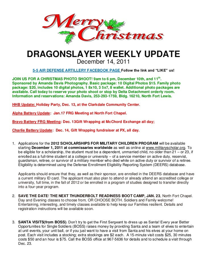 Dragonslayer weekly update_14_dec_11