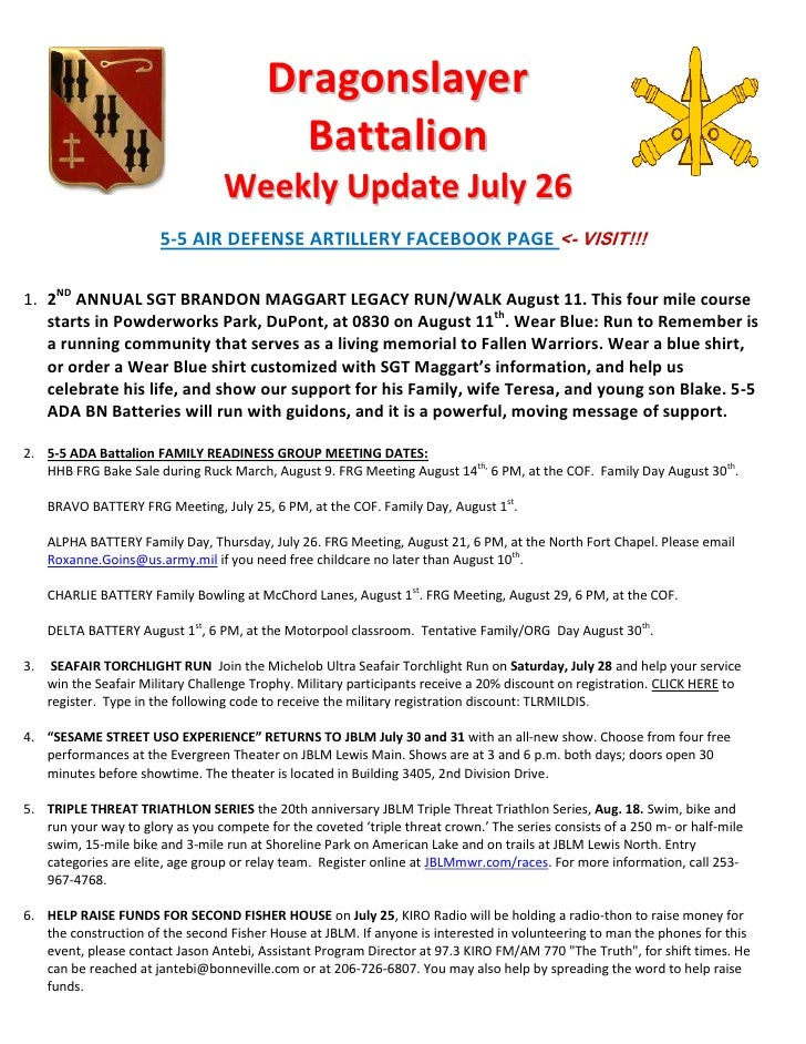 Dragonslayer weekly update 26  jul 12
