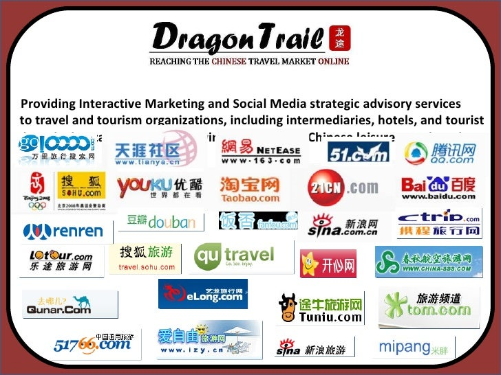 <ul><li>Providing Interactive Marketing and Social Media strategic advisory services  to travel and tourism organizations,...