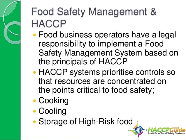 Drainage in commercial kitchens is a pre requisite of - Procedure haccp cuisine ...