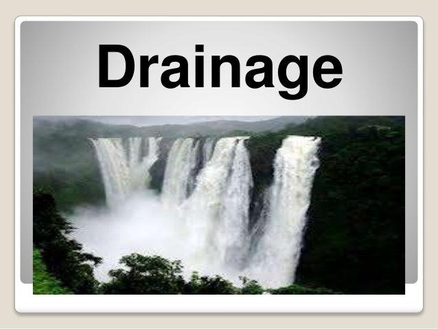 Drainange