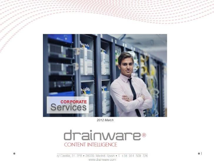 Drainware Corporate