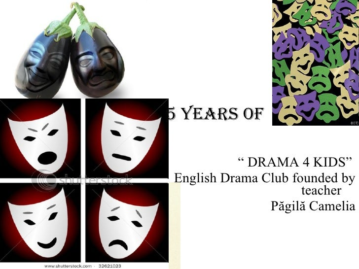 Drama 4 kids